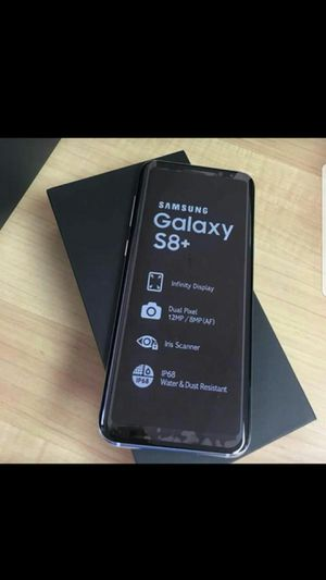 SAMSUNG Galaxy S8+ Factory UNLOCKED//Excellent Condition// As like New//Price is Negotiable for Sale in Springfield, VA