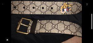 Gucci Tiger Belt 30-32 Inch Waste for Sale in Burke, VA
