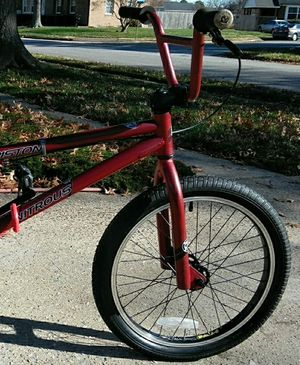 "20"" EASTERN NITROUS PISTON FREESTYLE BMX BIKE for Sale in Chesapeake, VA"