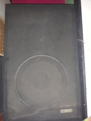 Set of 2 Fisher sub speakers for Sale in Dewey, OK