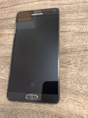 Samsung galaxy note 4 for Sale in Houston, TX