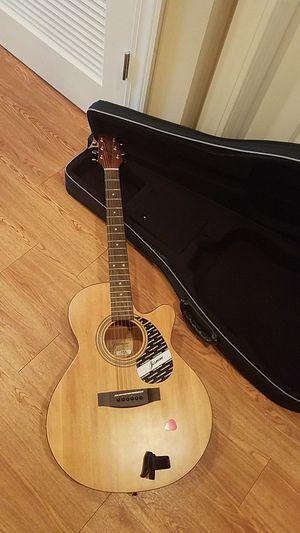 Jasmine Guitar with Case for Sale in Atlanta, GA