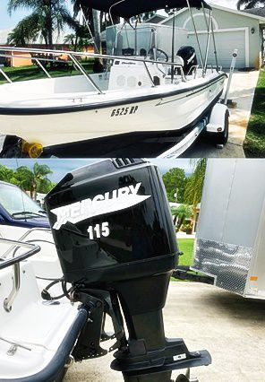 PerfectBoat 1999 Boston Whaler Dauntless For$1OOO for Sale in Chicago, IL