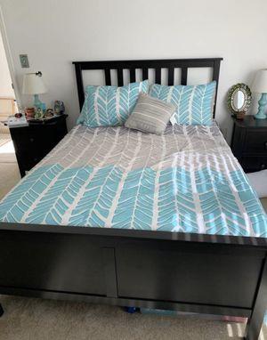 IKEA Hemnes bed frame full for Sale in South Plainfield, NJ