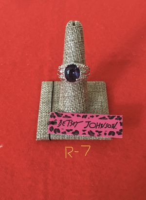 Betsey Johnson Ring. R-7. for Sale in Miami, FL