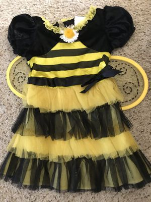 Bumble Bee Outfit 4T for Sale in Fontana, CA