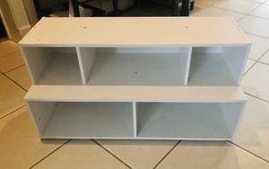 36x18 White Closet Shoe Organizer- Storage Shelves for Sale in Miami, FL