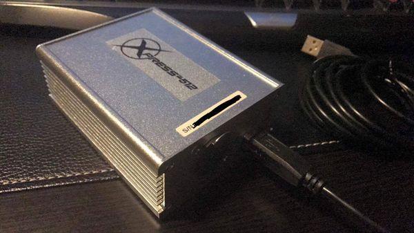 Showxpress 512 DMX Box