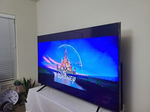 Samsung QLED Smart TV 75inch +++Like New+++ for Sale in Seattle, WA