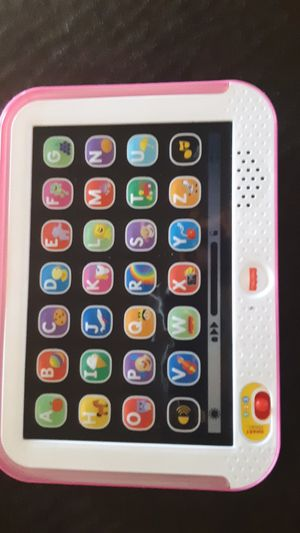 Fisher-Price - Laugh & Learn Smart Stages Tablet for Sale in US