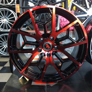 Rims 18 5x114.3 for Sale in Las Vegas, NV