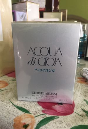 Acqua di Gioia essanza womens perfume Giorgio Armani for Sale in Leesburg, VA