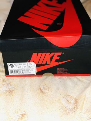 Jordan 1 top 3 for Sale in Miami Shores, FL