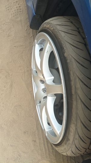 16x7 4x100 for Sale in Mount MADONNA, CA