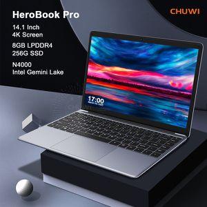 CHUWI HeroBook Pro 14.1 in Laptop Windows 10 Intel Dual Core 8+256G Notebook PC for Sale in Duluth, GA
