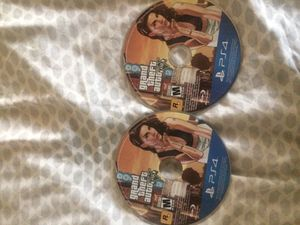 Two Gta 5s for $60 for Sale in Alexandria, VA