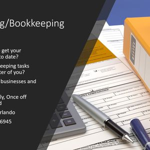 Accounting/Bookkeeping Help for Sale in Windermere, FL