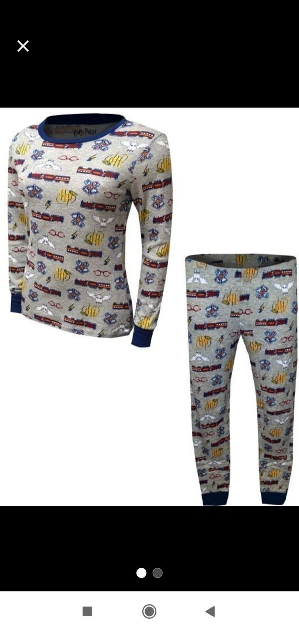 Harry Potter Pajamas