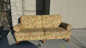 Floral couch. $80 obo. Located in Sugarhouse. for Sale in Salt Lake City, UT