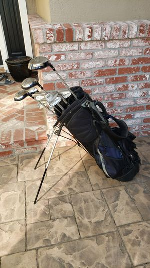 Jack Nicklaus Signature series Golf Clubs for Sale in Campbell, CA