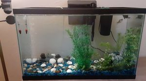30 gallon fish take with everything for Sale in Gladstone, OR