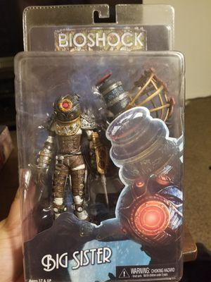 Bioshock Big Sister figure from Neca Toys! for Sale in San Bernardino, CA