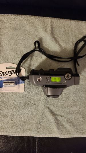 Pentax Iqzoom 160 38mmx160mm film camera tested and fully functional for Sale in Newport, MI