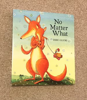 """ No Matter What"" Book for Sale in Frisco, TX"