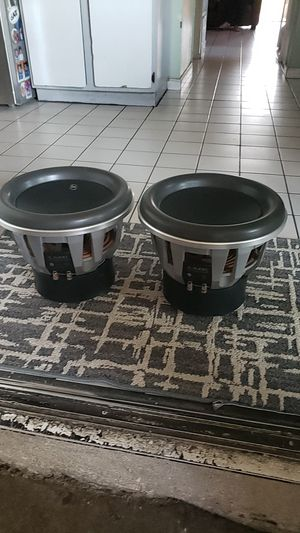2x1. 13.5 jlaudio for Sale in Santa Ana, CA