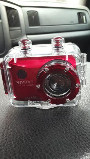 Vivitar mini waterproof digital camera for Sale in St. Petersburg, FL