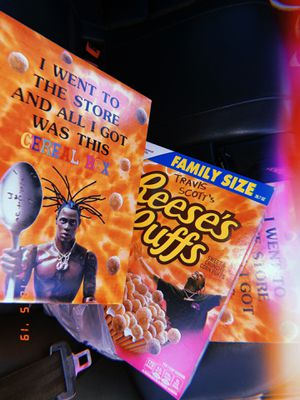Travis Scott Cereal for Sale in Pittston, PA
