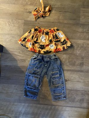 Amazon brand Halloween girls outfit. 2-3T FREE for Sale in Virginia Beach, VA