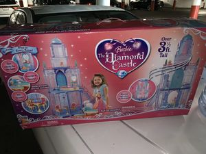 Barbie diamond castle for Sale in Los Angeles, CA