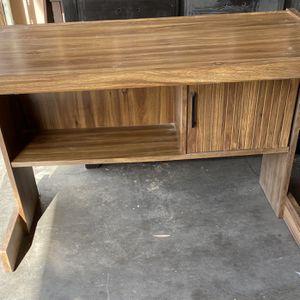 Brown Desk for Sale in Albuquerque, NM