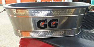 Metal tub Gatorade logo for Sale in Columbus, OH