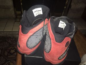 Used Jordan bred 13s size 11 for Sale in Columbus, OH