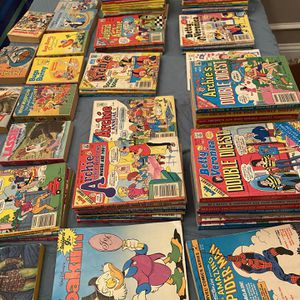 60's-80's Collection Of Comic Digests And Books for Sale in Keller, TX