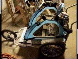 Jogger and bike stroller for Sale in Fullerton, CA