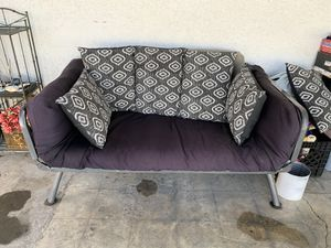 Futon couch for Sale in San Bernardino, CA