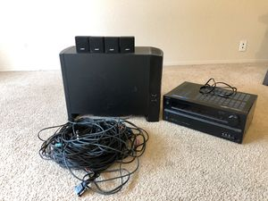 Bose Acoustimass 6 III 5.1 Channel Home Surround Sound for Sale in El Cajon, CA