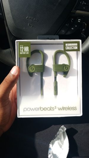 Power beats 3 wireless for Sale in Memphis, TN