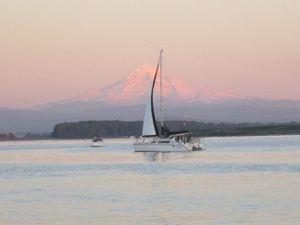 1980 Catalina25 Sailboat on Columbia River for Sale in Portland, OR