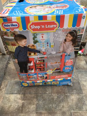 Little tikes Shop and learn brand new for Sale in Burlington, NC
