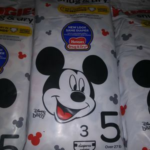 Huggies Diapers for Sale in Monroe Township, NJ
