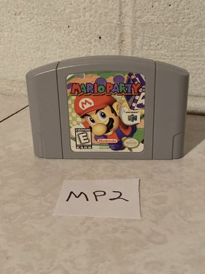 Mario Party N64 MP2 for Sale in Euclid, OH