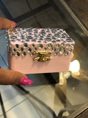 Studded Jewellry/Gem Box for Sale in Port St. Lucie, FL