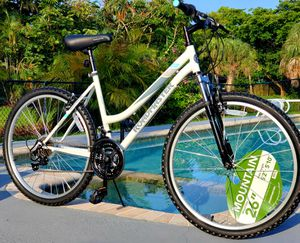 BRAND NEW 26 INCH WOMEN'S MOUNTAIN BIKE for Sale in Coral Springs, FL