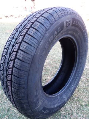 (1)- GENERAL TIRE ALTIMAX RT43 (215/70R15) for Sale in Goodyear, AZ
