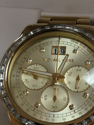MICHAEL KORS WATCH. NEW WITHOUT BOX for Sale in Leesburg, VA