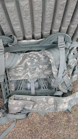 Army backpack for Sale in Houston, TX